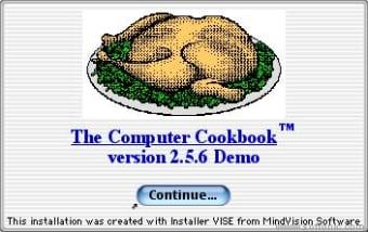 The Computer Cookbook X