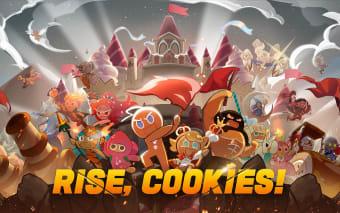 Cookie Run: Kingdom - Kingdom Builder  Battle RPG