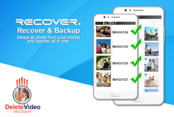 Deleted Video Recovery: restore videos