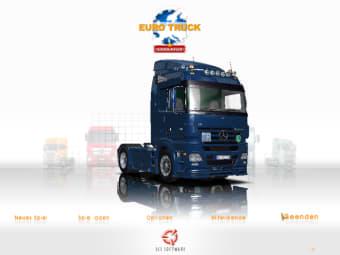 Euro Truck Simulator Mercedes Benz Actros MP1 & MP2 Megaspace