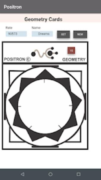 Geometry Cards