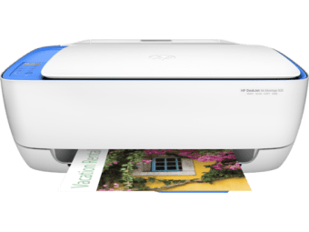 HP DeskJet Ink Advantage 3635 All-in-One Printer drivers