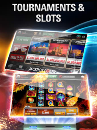 Jackpot Poker by PokerStars - FREE Poker Game