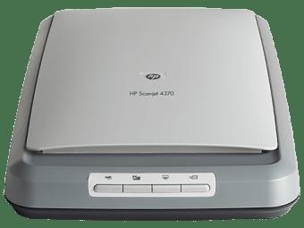 HP Scanjet 4370 Photo Scanner drivers