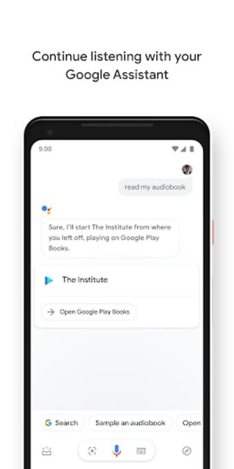 Google Play Books - Ebooks Audiobooks and Comics