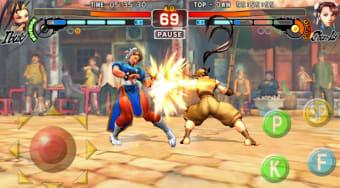 Street Fighter IV CE