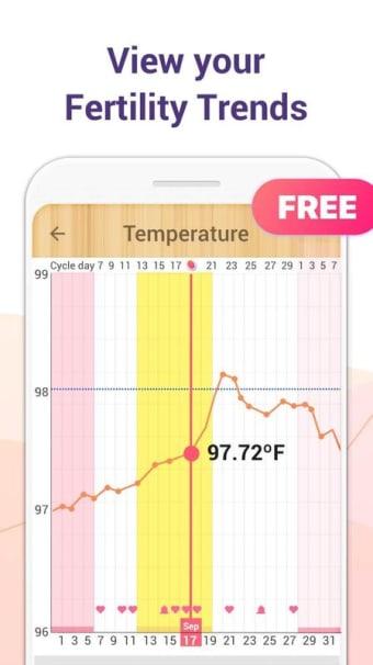 Period Calendar / Tracker