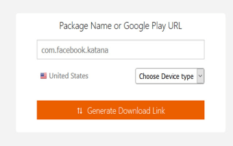 Direct APK Downloader