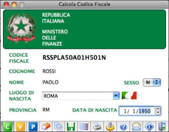 Codice Fiscale
