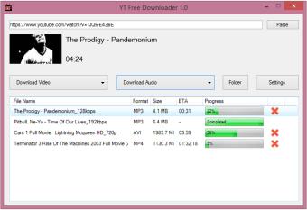 YT Free Downloader