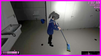 Yandere School simulator