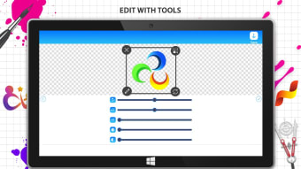 Logo Maker with Graphic Design and Ads Designer