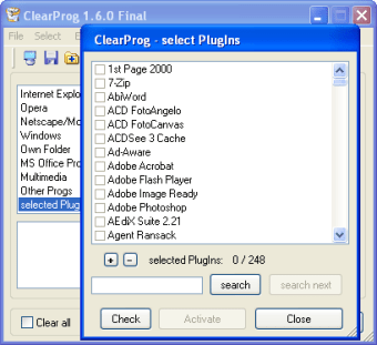 ClearProg