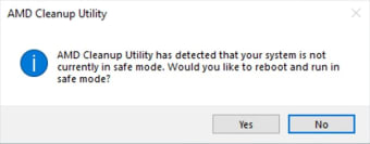 AMD Cleanup Utility