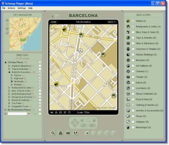 Schmap Barcelona Guide