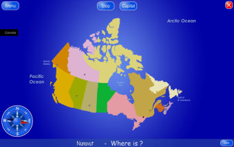 Provinces and Territories of Canada