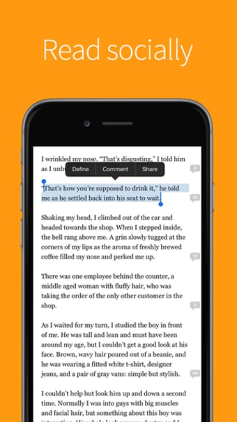 Wattpad - Read  Write Stories