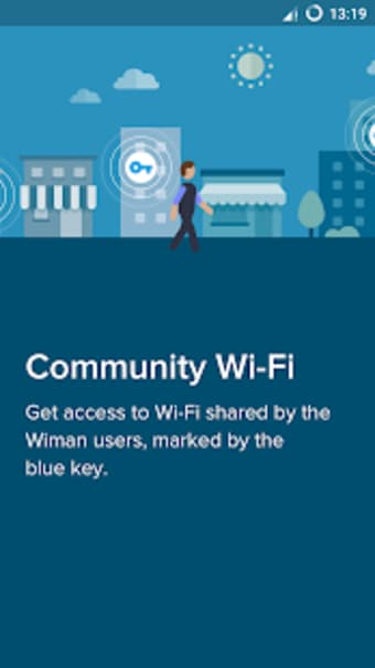 WiFi passwords and Free WiFi from Wiman