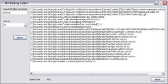 XLN Desktop Search