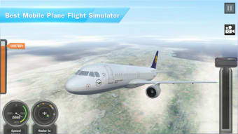 Airplane Games 2020: Aircraft Flying 3d Simulator