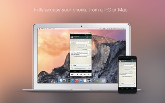 AirDroid: Remote access  File