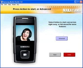 Media Studio for Samsung