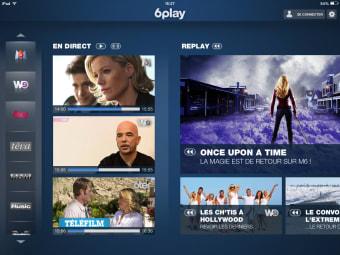 6play TV en direct et replay