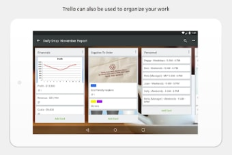 Trello: Organize anything with anyone anywhere