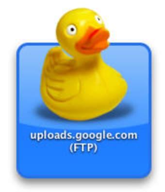 Cyberduck Upload