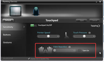 Synaptics Touchpad Driver