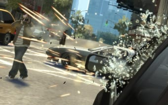 Grand Theft Auto IV Patch