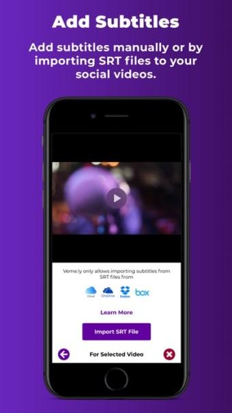 Veme.ly: Video Subtitles