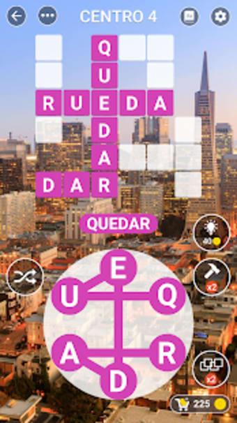 Ciudad de Palabras: Palabras Conectadas