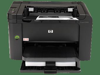 HP LaserJet Pro P1606dn Printer drivers