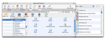 RAGE Macintosh Explorer