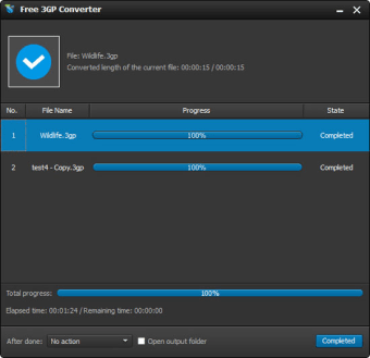 Aiseesoft Free 3GP Converter