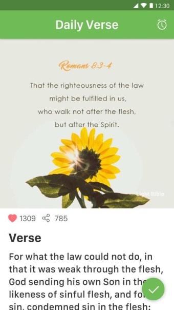 King James Bible KJV - Free Bible Verses  Audio