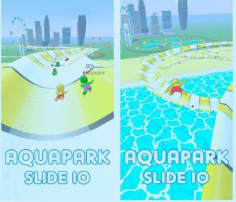 Aquapark.io Official Games