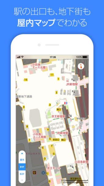 Yahoo MAP-ヤフーマップ