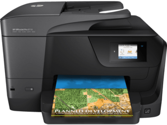 HP OfficeJet Pro 8710 All-in-One Printer series drivers