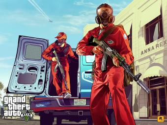 GTA 5 Wallpapers