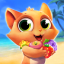 Tropicats: Build, Decorate & Play Match 3 Paradise