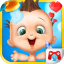 New Born Baby Care & Dressup!