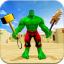 Hammer Superhero War Incredible Bulk Monster Hero