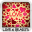 Love & Hearts Wallpapers