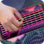 Play Neon Guitar Simulator