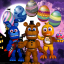 Freddys Five Toys  Surprise Game