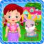 Emma Rabbit Daycare Shelter