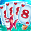 Tropical Ocean Solitaire Match