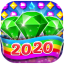 Bling Crush - Jewels  Gems Match 3 Puzzle Game